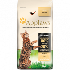 Applaws Dry Adult Cat - Chicken 2kg GRAIN FREE