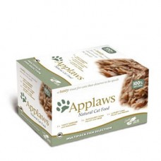 Applaws Fish Pot Selection Multipack 8x60g