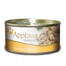 Applaws Chicken Breast 24x70g
