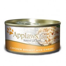 Applaws Chicken Breast with Cheese 24x70g
