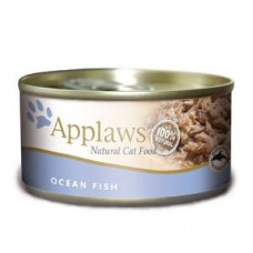 Applaws Ocean Fish 24x70g