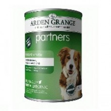 Arden Grange Partners Lamb and Rice 24x395g