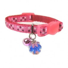 Ancol Luxury Kitten Collar With Charm Pink