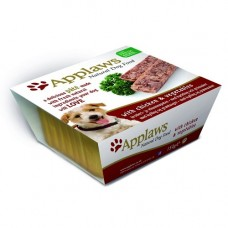 Applaws Dog Pate Chicken and Vegetables 7x150g