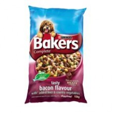Bakers Complete Bacon, Liver and Country Veg 14kg