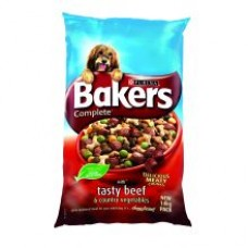 Bakers Complete Beef and Country Veg 14kg