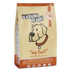 Barking Heads Large Breed Bowl Lickin Chicken 12kg
