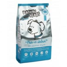 Barking Heads Fish N Delish 2kg GRAIN FREE