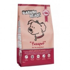 Barking Heads Pooched Salmon 12kg GRAIN FREE
