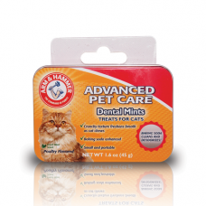 Arm and Hammer Cat Dental Mints, Poultry 45g
