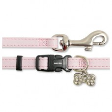 Ancol Small Bite Jewelled Set Light Pink 20-30cm