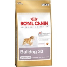 Royal Canin Bulldog Puppy 12kg