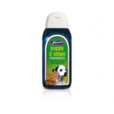 Johnsons Puppy and Kitten Shampoo 125ml