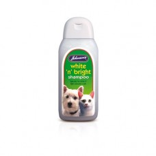 Johnsons White N Bright Shampoo 125ml