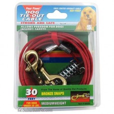 4-Paws Tie Out Cable 3m