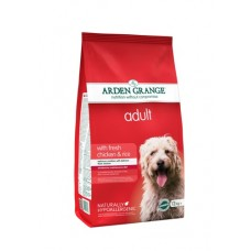 Arden Grange Adult Dog with Fresh Chicken and Rice 6kg