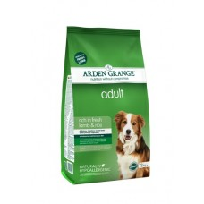 Arden Grange Adult Dog rich in Fresh Lamb and Rice 2kg